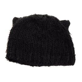 Ikks-Hüte Mützen Handschuhe-Schwarz