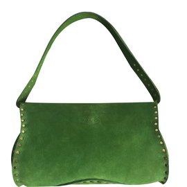 Céline-Pochette-Vert