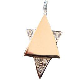 Gucci-pendentif étoile - star pendent-Argenté