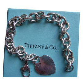 Tiffany & Co-Bracelets-Silvery