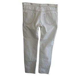 Maison Martin Margiela-Jeans homme-Vert