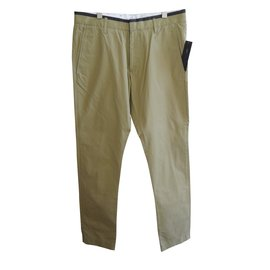 Marc by Marc Jacobs-MARC BY MARC JACOBS MEN'S CHINOS PANTS-Beige