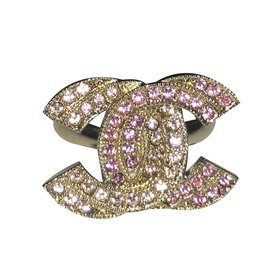 Chanel-Ring-Golden