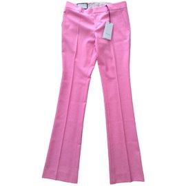 Gucci-Pantalon-Rose