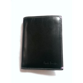 Paul Smith-Wallets Small accessories-Black