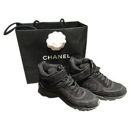Chanel sneakers - Joli Closet b3860326e9c
