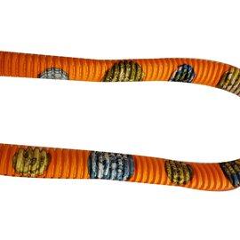 Hermès-Necklace-Multiple colors,Orange