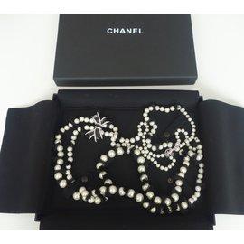 Chanel-SAUTOIR CHANEL ACTE 2-Noir