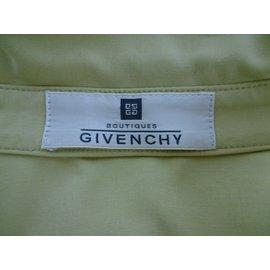 Givenchy-Tailleur pantalon-Vert