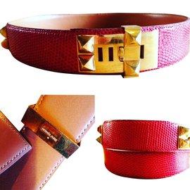 Hermès-Ceinture-Rouge