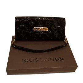 Louis Vuitton-Sac à main-Bordeaux