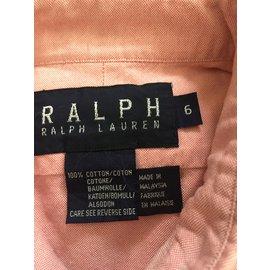Ralph Lauren-Top-Coral