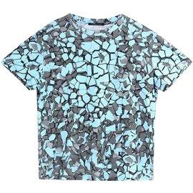 Christopher Kane-Tee shirts-Bleu