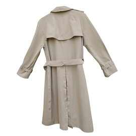 Burberry-Trench coat-Beige