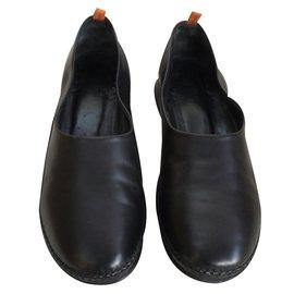 Hermès-Mocassins-Noir