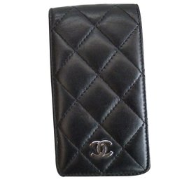 Chanel-Phone charms-Black