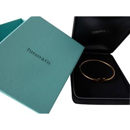 Tiffany & Co-Bracelet-Golden
