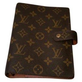 Louis Vuitton-couverture agenda louis vuitton-Autre