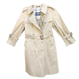 Burberry-manteau garçon-Beige