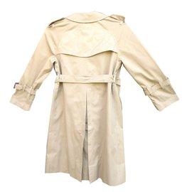 Burberry-Boy Coat-Beige
