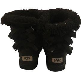 Ugg-UGG noire-Noir