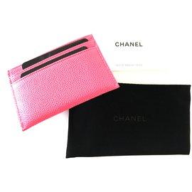 Chanel-Petite maroquinerie-Rose