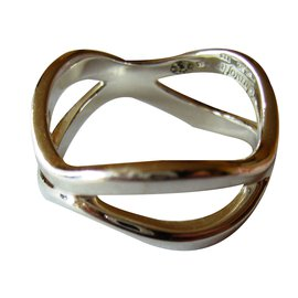Christofle-Ring-Silvery