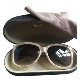 Max Mara-Lunettes-Beige