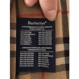 Burberry-Manteau homme-Beige