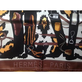Hermès-Monsieur & Madame-Multicolore