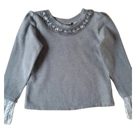 Ikks-Sweater-Grey