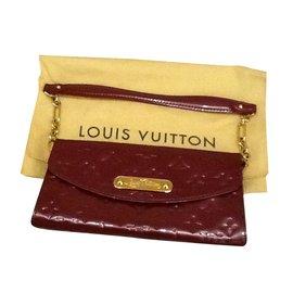 Louis Vuitton-Sac à main-Violet