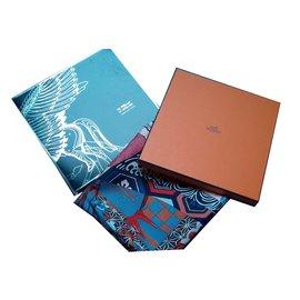 Hermès-EX LIBRIS EN KIMONOS-Multicolore