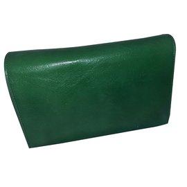 Lanvin-Pochette-Vert