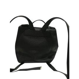 Proenza Schouler-Sacs à dos-Noir