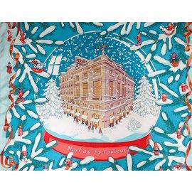 3ce73e9d7738 Hermès-Noël au 24 Faubourg-Blanc,Bleu ...