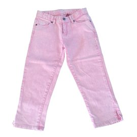 Guess-Pantalons fille-Rose