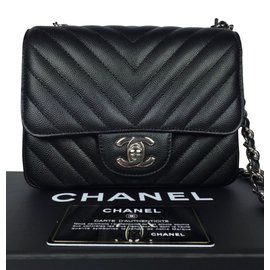 Chanel-Timeless-Black