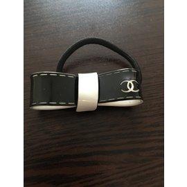 Chanel-Bijou de tête-Noir