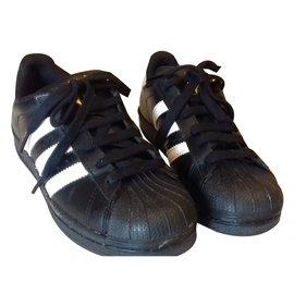 Adidas-SUPERSTAR-Noir,Blanc