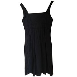 Burberry-Dress-Black