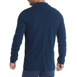 Peuterey-PEUTEREY MEN'S NEW BLUE KNITED JACKED-Blue