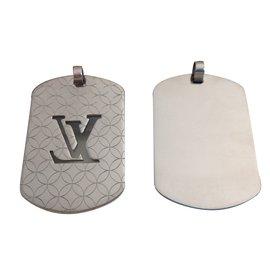 Louis Vuitton-Plaques-Argenté