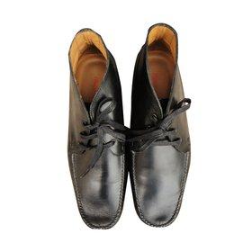 Markowski-Boots-Black