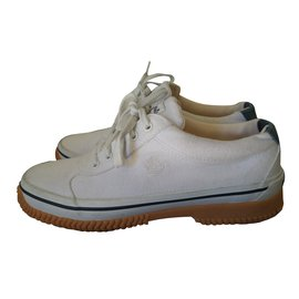 Timberland-Sneakers-White