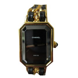 Chanel-Fine watch-Golden