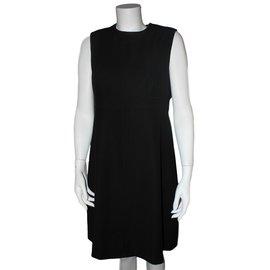 Louis Vuitton-Robe Uniforme-Noir