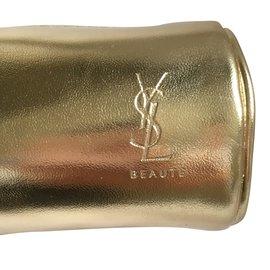 Yves Saint Laurent-Trousse maquillage-Doré