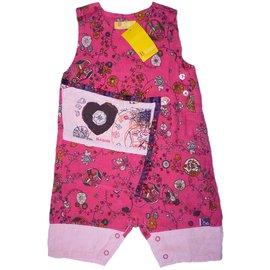 Christian Lacroix-One piece jacket-Pink