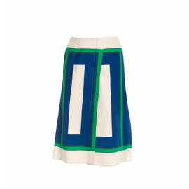 Céline-Skirt-Blue
